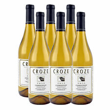Croze 2013 Napa Valley Chardonnay - 90 points (6 Bottles)