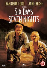 SIX DAYS SEVEN NIGHTS - DVD - REGION 2 UK