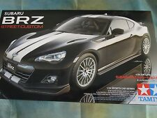 Tamiya 1/24 SUBARU BRZ Street Custom Model Kit #24336