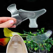 Trendy Silicone Shoe High Heel Dance Insole Pad Cushion Gel Grips Foot Protector