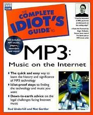 Complete Idiot's Guide to MP3: Music on the Internet-ExLibrary