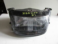 Kawasaki ZZR1100 ZZR 1100 D1-D9 1993-2001 Headlight Unit Headlamp Front Light
