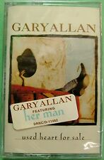 Gary Allan:  Used Heart for Sale (Cassette, 1996, MCA Nashville) NEW