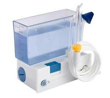 Professional Portable 2-in-1 Nasal Sinus & Oral Irrigator -Rechargeable Cordless