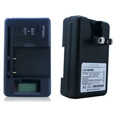 E-M1 EM1 Battery Charger for Blackberry Curve 9350 9360 9370 AU AC Main Charger
