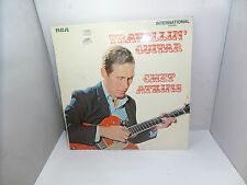 TRAVELLIN GUITAR CHET ATKINS INTS1141 INTERNATIONAL  LP VINYL