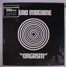 HEAD MACHINE: Orgasm LP Sealed (UK, 180 gram reissue) Rock & Pop