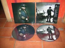 MOTORHEAD - HAMMERED TOUR SHOW LP PICTURE DISC ULTRARARE & GREAT COLLECTOR !!!