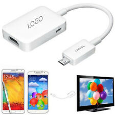 Micro USB MHL 2.0 To HDMI HDTV Cable Adapter For Samsung Galaxy Tab 3 10.1 & 8.0