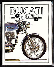 DUCATI Cartoline Da Collezione - Desmo, Mike Hailwood Replica