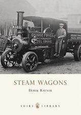 Steam Wagons (Shire Library)