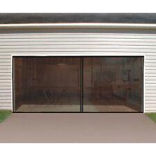 Double Garage Door Screen Door - New