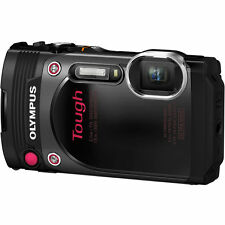 Olympus Stylus Tough TG-870 Digital Camera [Black]- Olympus Authorized Dealer