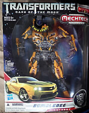 2011 Hasbro Transformers Movie Dark of The Moon DOTM Leader Class Bumblebee NY