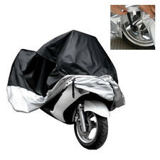 Motorcycle Motorbike Scooter Waterproof UV Dust Protector Anti Rain Cover  XXL