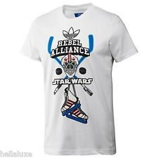 Adidas STAR WARS REBEL ALIANCE HOTH WINTER GAME ICE HOCKEY T-Shirt-Jersey~Men XL