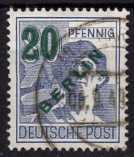 Berlin 66 gestempelt, Mi. 17,-