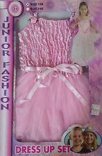 Traum Kostüm Prinzessin rosa Mädchen Tütü 7-8 Jahre Gr. 122/128   NEU