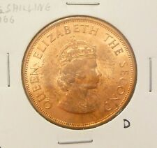 B131 - Jersey 1/12 of a Shilling QEII coin 1966 - UNC/BU
