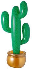 Aufblasbarer Kaktus Classic NEU - Partyartikel Dekoration Karneval Fasching