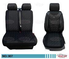 MAß Schonbezüge Sitzbezüge Sitzbezug  Mercedes Sprinter 1+2 Sitzer   907