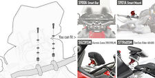 SUPPORTO NAVIGATORE da MANUBRIO DUCATI Monster S2R / S4R / S4RS 800 / 1000 2004