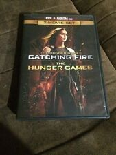 Dvd Two Movie Set The Hunger Games & Catching Fire