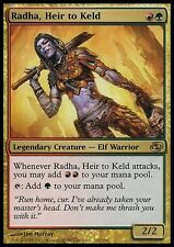 RADHA, EREDE DI KELD - RADHA, HEIR TO KELD Magic PLC Mint