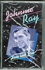 Here & Now by Johnnie  Ray (Cassette) BRAND NEW FACTORY SEALED