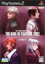 Used PS2 King of Fighters 2002 KOF 2002 Japan Import (Free Shipping)