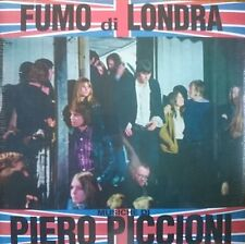 Piero Piccioni - Smoke over London (Fumo Di Londras) OST LP Bella Casa Music