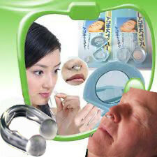 WORKS! Buy 3 get 1 free-New Anti Snore Snoring Stop Sleep Help Device Nose_Clip