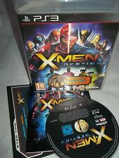 Consola Sony Playstation 3 PS3 Juego-X-men Destiny