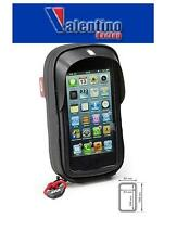 PORTA GPS SMART PHONE DA MOTO COMP IPhone 4 4S MIS. 13 CM X 7,0 CM GIVI S955B