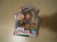 NEW MINI LALALOOPSY FOREST EVERGREEN DOLL GOLDEN BUTTON SERIES 5