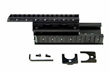 Tactical AK 7.62x39 Free Float Quad Rail HandGuard Integrate System With Ru