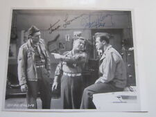 JACK LEMMON Mickey Rooney Operation Mad Ball  8x10  photo AUTOGRAPHED