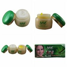 Aloe Face Cream Remove Freckles Reduce Blemish Moisturizing Night Day Cream