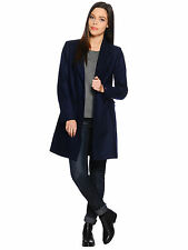 BNWT womens Stunning TOMMY HILFIGER WOOL AND CASHMERE COAT size L uk 14 RRP £290