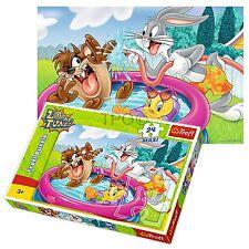 Trefl 24 Pièces Maxi Unisexe Looney Tunes Plaisirs D'été Grand Pièces Puzzle