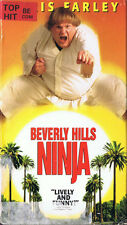 Beverly Hills Ninja (VHS, 1996, Closed Captioned, TriStar Pictures)