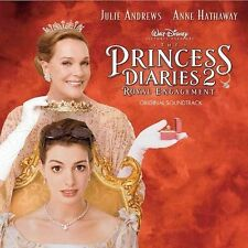 The Princess Diaries 2 Soundtrack w/ Lindsay Lohan; Kelly Clarkson;