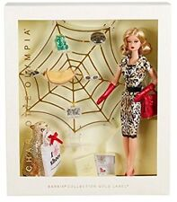 Mint condition Charlotte Olympia Barbie Doll