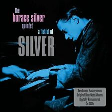 The Horace Silver Quintet Blowin' The Blues Away/Finger Poppin' 2-CD NEW SEALED