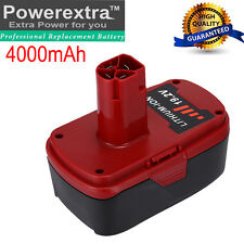 19.2 Volt 4.0Ah  Lithium Ion Battery for Craftsman C3 PP2030 PP2025 11374 11375