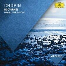 DANIEL BARENBOIM - CHOPIN NOCTURNES  CD 13 TRACKS+++++++++++++++ NEU