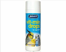 Johnsons Vit-Min Drops For All Cage Birds