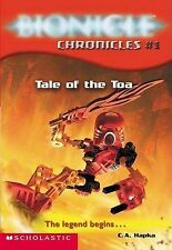 Tale of the Toa: The Legend Begins... by Cathy Hapka (Paperback, 2003)