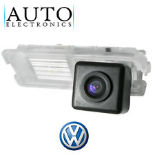 Reversing Rear-View Camera for VW Polo/Eos/Passat/Lupo - Bespoke No-Holes Camera