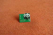 17871 PIN'S PINS ASSOCIATION WWF LUNETTES LAMY OPTIC OPTICAL OURS PANDA BEAR